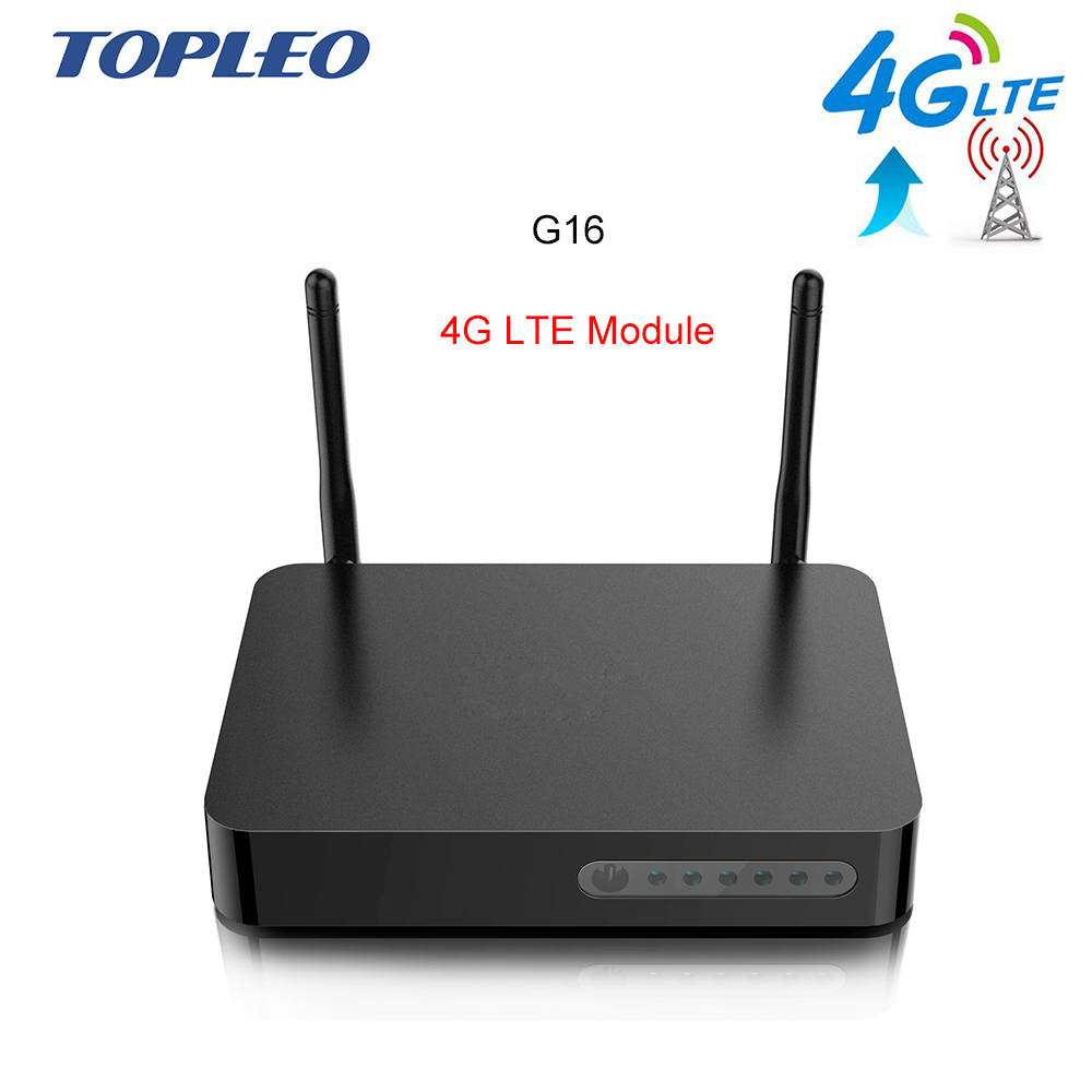 Top Quality firmware update G16 smartbox android 7 1 tv box with 3g 4g sim  card slot
