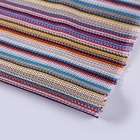 Good textile herringbone crocheted 100 polyester warp knit knitting fabric manufacturers