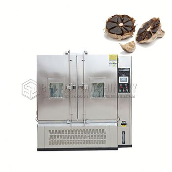 Garlic Fermenter Ajos Fermenting Machine Single Clove Garlic Fermenting Machine Australia