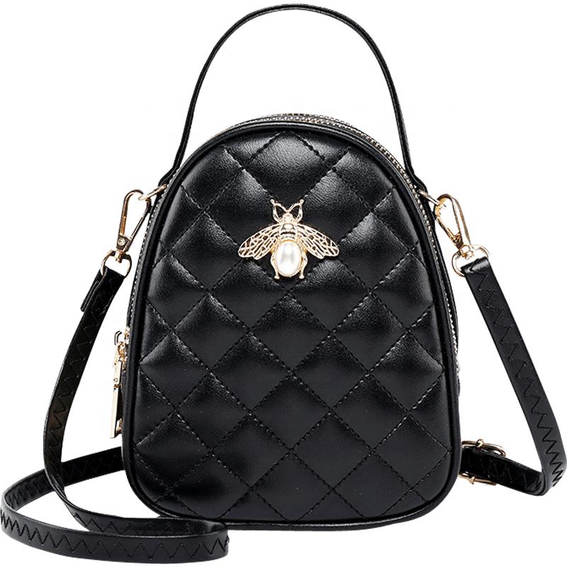 6ba3b8f0a178 Маленькая сумка леди 2019 Новая мода стиль моллюсков сумка одно плечо Леди  Прекрасная Красивая одно плечо