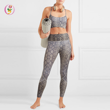 <span class=keywords><strong>China</strong></span> Fabrik Frauen Fitness <span class=keywords><strong>Leggings</strong></span> Polyamid Lycra Schlange Drucken Engen <span class=keywords><strong>Leggings</strong></span>