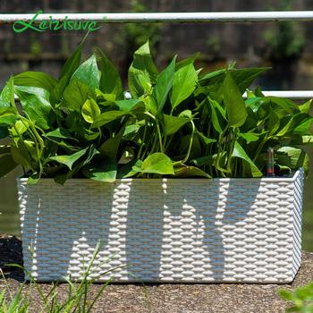 Rotan Pot Bunga Planter Pintar Desain Dinding Dipasang Pot Bunga Hidroponik Buy Rotan Planter Dinding Pot Bunga Gantung Pot Bunga Product On