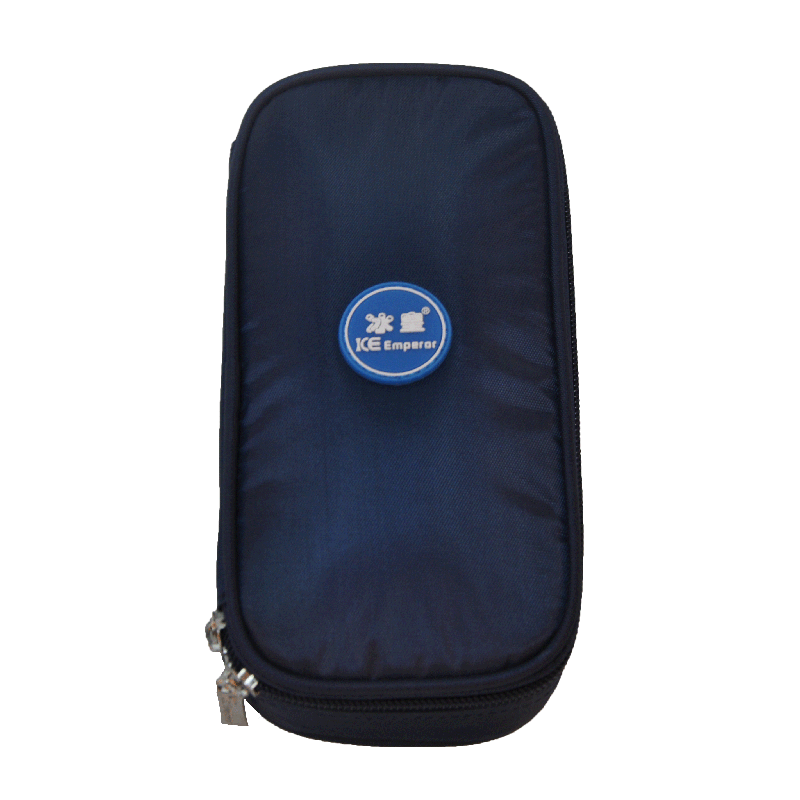 1pc Insulated Reusable Ice Bag Lunch Box Food Cans Pe Cooler Ice Bag Multifunctional Water Injection Ice Bag Medical Ice Packs Bags & Baskets