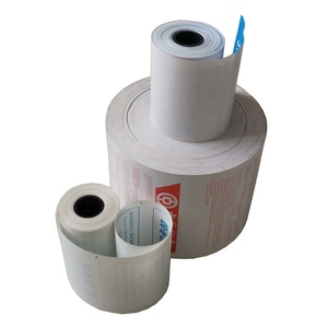 Heat sensitive carbon paper rolls of thermal paper 50g india