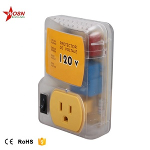Over voltage protector 120V 20Amps with time delay