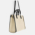 2019 summer natural jute linen large capacity canvas beach bag lady tote bag leather handle with good quality for women handbag