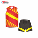 Wholesale Sublimated Uniforms Arm Sleeve Beach Volleyball Jersey