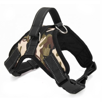 Amazon High Quality Custom Reflective No Pull Dog Harness Vest
