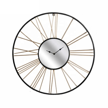 Mayco Gold Modern Decorative Mirror Wall Clock Buy Decorative Wall Clock Mirror Wall Clock Modern Wall Clock Product On Alibaba Com