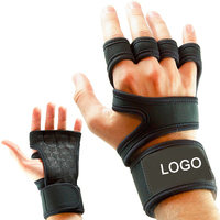 Wholesale Custom Weight Lifting Gym Gloves