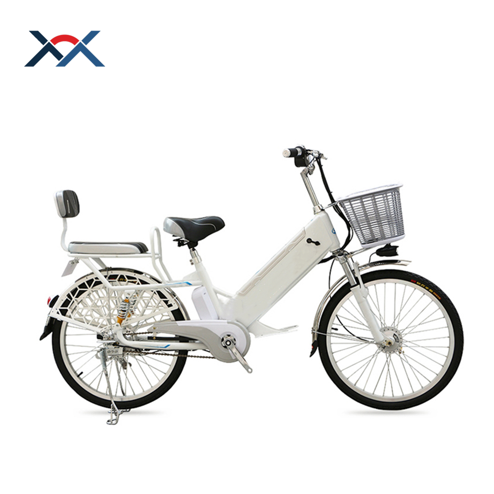 Fashionable Style 48V 240W Cheap Electric Bike Chinese With 24 Inch 8Ah Lithium Battery Electric Bicycle For Adults, Red;blue;white;biack optional