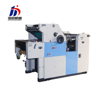 HT47II popularity  offset  printing machine one color