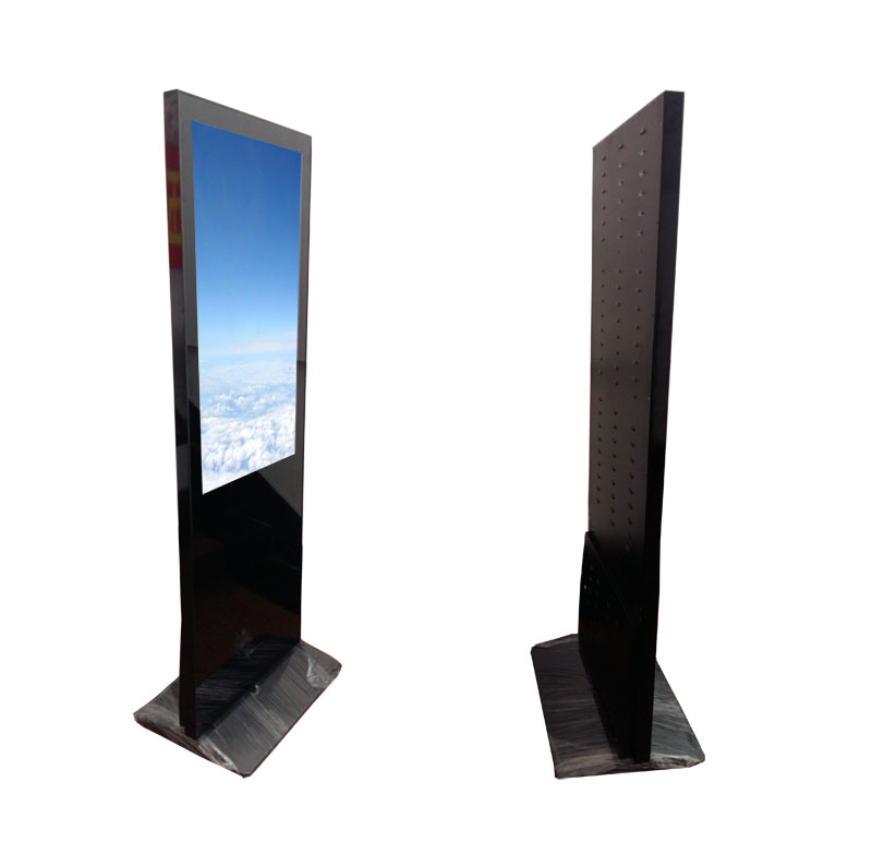 43 zoll stand lcd player 1080 p werbung display/led video display/wird kit