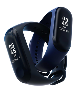 Image of In Stock Xiaomi MiBand 3 Mi band 3 Fitness Tracker Heart Rate Monitor 0.78'' OLED Display Bluetooth 4.2 For Android IOS