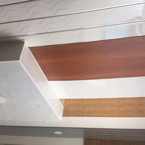 newly design pvc wall and ceiling panels and thermoplastic panels rubber  sheet with plastic