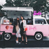 China manufacturer produces food truck used pink food truck food truck electric