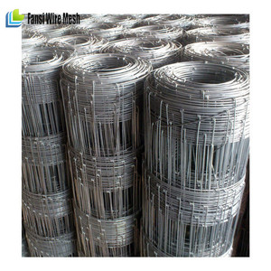 Varied Height 50m per roll Galvanized Hinge Joint Fence Dingo Fencing Dog Fence
