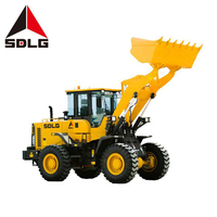SDLG LG936L 3 ton tractor with front end loader made in China