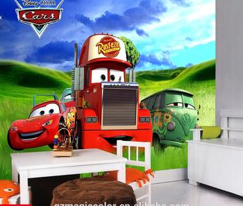 Kinder 3d Spielzeugauto Cartoon Tapete Neues Design Kinderzimmer  Vinyltapete Für Kinderzimmer Dekoration - Buy Kinder Zimmer Design Vinyl  Tapete,3d ...
