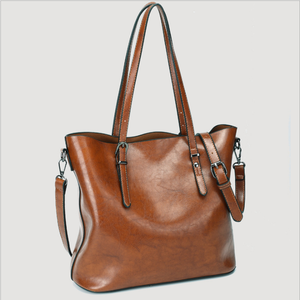 Wholesale Designer Genuine Leather Tote Bag Fashion Women Bags Ladies Handbags Manufacturers