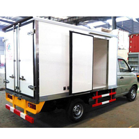 High quality refrigerator truck sandwich panel, freezer cargo van truck body box