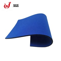 hot sale SGS Waterproof Stretch Fabric Neoprene Colored Fabrics