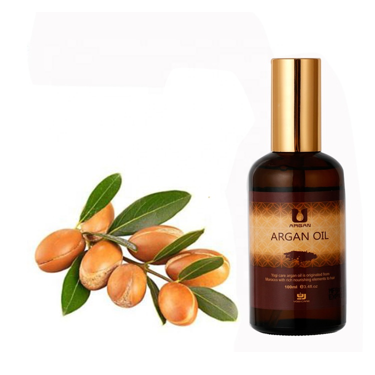 Natural pure argan oil moisturizing โมร็อกโก argan oil hair สเปรย์
