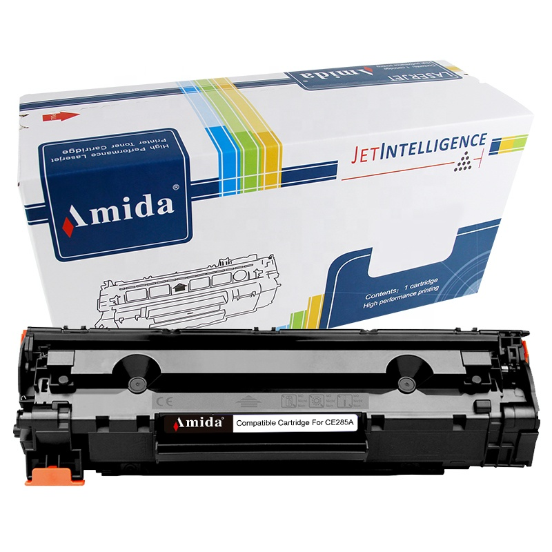 Amida Copier Machines Compatibel 85A Printers Laser Toner Cartridge CE285A