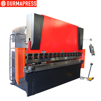Hydraulic Plate Press Brake, Channel Bending Machine