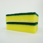 Kitchen cleaning sponge for dish washing in scourer and cellulose