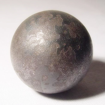 Taihong dia 70mm forged steel grinding balls for ball mill