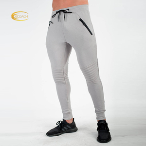 Ecoach Wholesale Tapered Sweatpants Slim Fit Custom Men joggers Pants