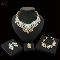 Factory Direct Custom Fashion Jewelry Set Wholesale Guangzhou China Factory Direct Wholesale Indian Jewelry costume jewelry