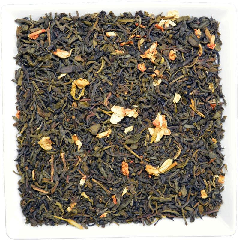 Hot selling China Jasmine blossoms vietnam sencha green tea with low price - 4uTea | 4uTea.com