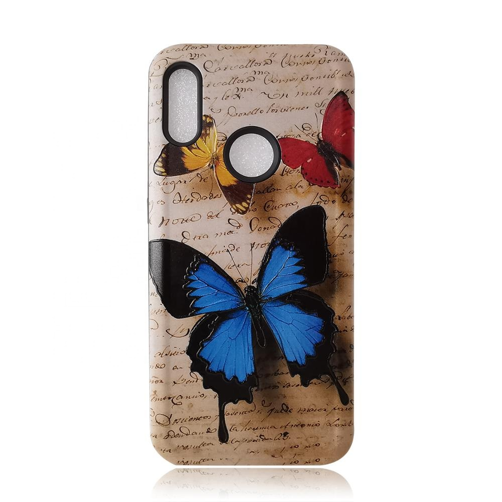 Cases PC TPU Material Hybrid Combo Droproof Mobile Phone Shell For Xiaomi xiomi Redmi Note 6 5 Pro Case Cover фото