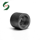 Carbon steel pipe fitting Female thread half straight coupling