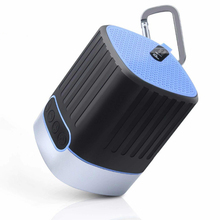 Fabriek groothandel outdoor draagbare <span class=keywords><strong>waterdichte</strong></span> <span class=keywords><strong>luidspreker</strong></span> met LED verlichting en radio draadloze <span class=keywords><strong>bluetooth</strong></span> speaker