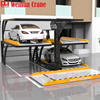 Inteligent 6 Cars Non-avoidance Smart Garage Systems Multiple Safety Measure Vertical Car Automatic Gate Parking System