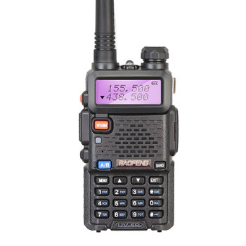 Top venda 5 W baofeng uv 5r Dual Band Rádio Portátil baofeng uv-5r walkie talkie, rádio baofeng uv-5r