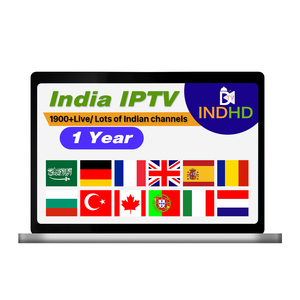 Free Test Homelive Indian IPTV Channel Account Subscription INDHD Code 1 Year for india