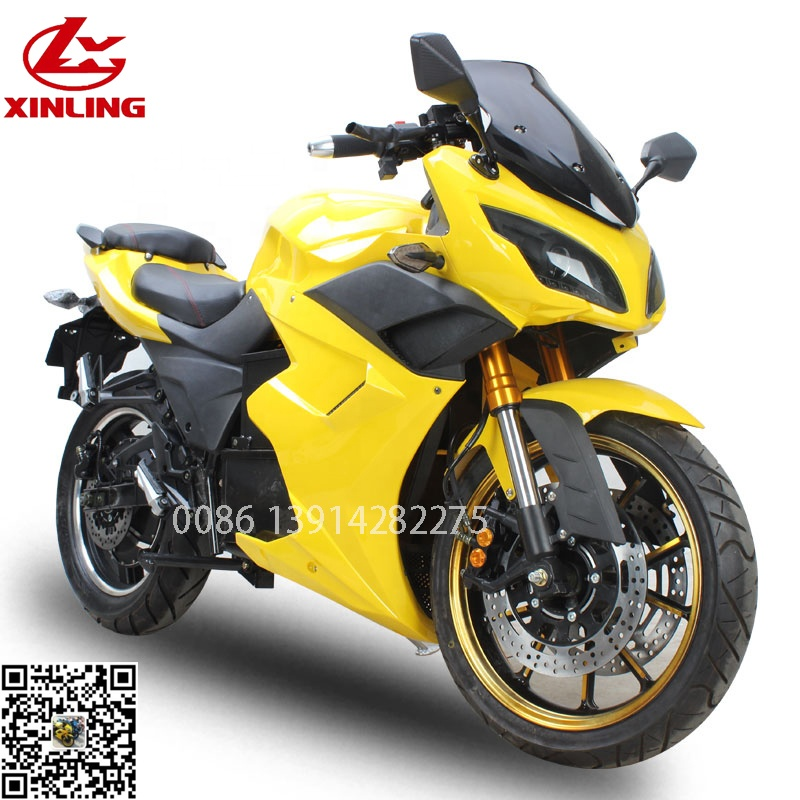 1500w 2000w 3000w Cheap china electric sports racing motorcycle with scooter bike for sale