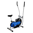 Recline Stationary Manual Body Fit Cross Trainer Exercise Fitness Sport Orbitrac Air Fan Bike