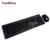 computer accessory cheap 2.4ghz wireless keyboard mouse