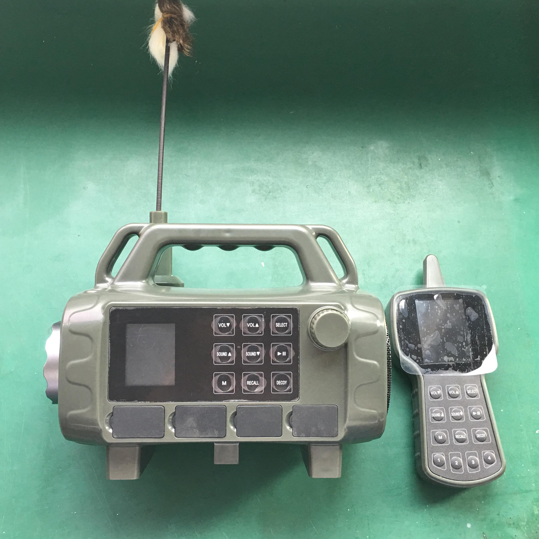 Hunting equipment Game caller animal decoy device Bird caller bird sound mp3 /duck decoy cp-580B, N/a