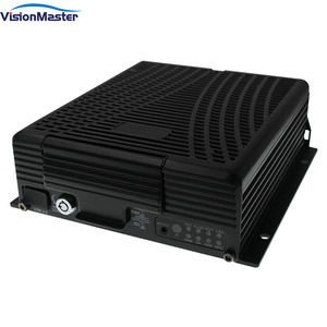 4 channels 3G 4G GPS WIFI vehicle 1080P MDVR for car Fleet management cctv dvr system