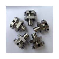 Medical Alloys cnc lathe quality machine metal machined parts