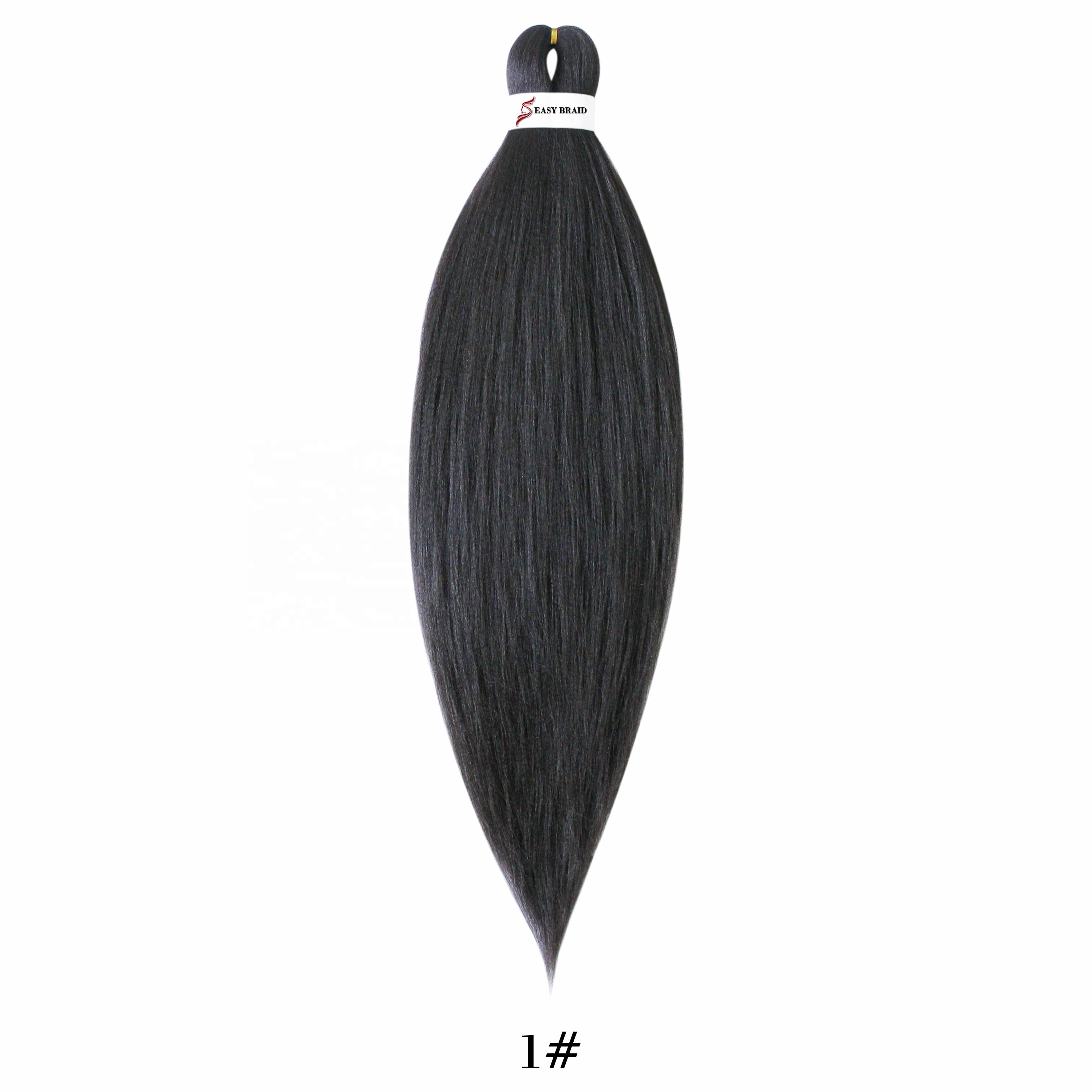 No MOQ over night delivery easy braids for hair braiding in synthetic hair extension фото