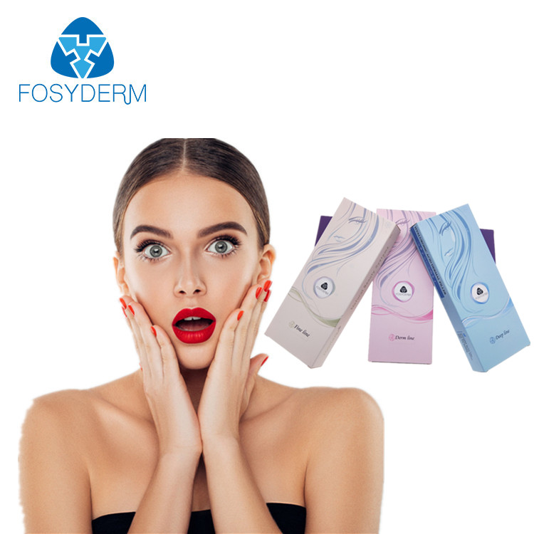 Alibaba.com / Fosyderm 2ml Injectable Hyaluronic  Fillers Hyaluronic Acid Skin Care Dermal Filler