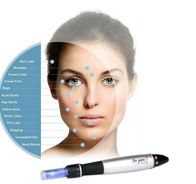 Auto derma beauty pen A1 derma pen фото