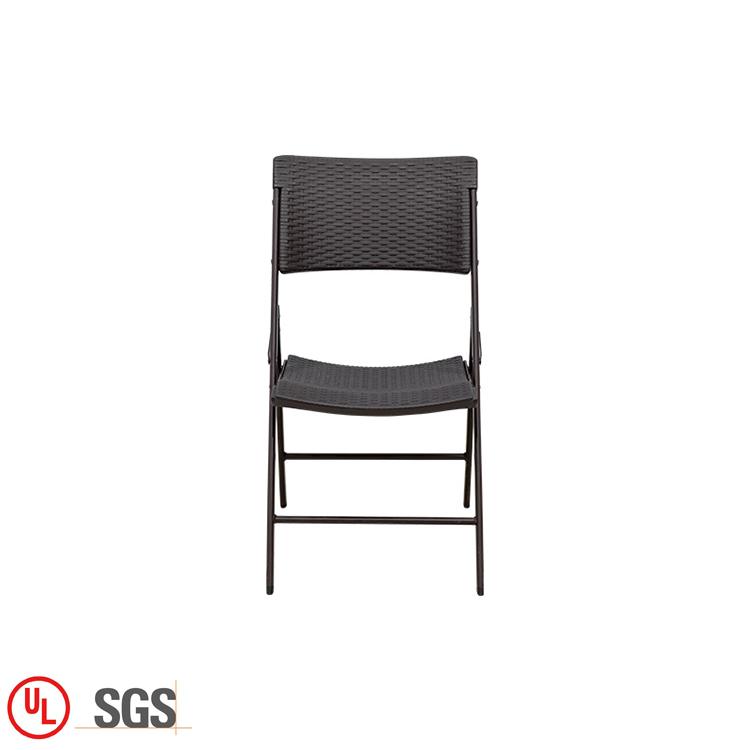 96bd581c Plegable al aire libre plegable de aluminio moderno barato sillas de  plástico para eventos